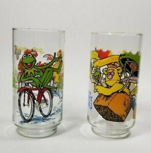 1981 The Great Muppet Caper GLASSES Henson MISS PIGGY Kermit GONZO Fozzie Bear