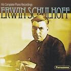His complete Piano Recordings von Taffanel Woodwind Ensemble,Erwin Schulhoff (2014)