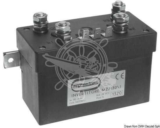 MZ Electronic Inverter f. zweipolige Motoren 130 A - 24 V