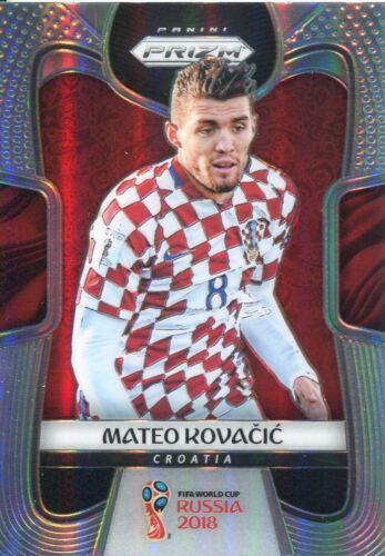 Prizm World Cup 2018 Silver Parallel Base Card #231 Mateo Kovacic Croatia