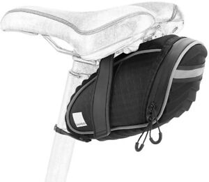 Saddle Bag Bicycle Tail Bag Under Seat Pouch Cycling Wedge Pack for Road Bike