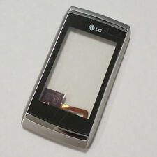 Genuine Original Front Fascia For LG GC900 Viewty Smart - Black & Silver