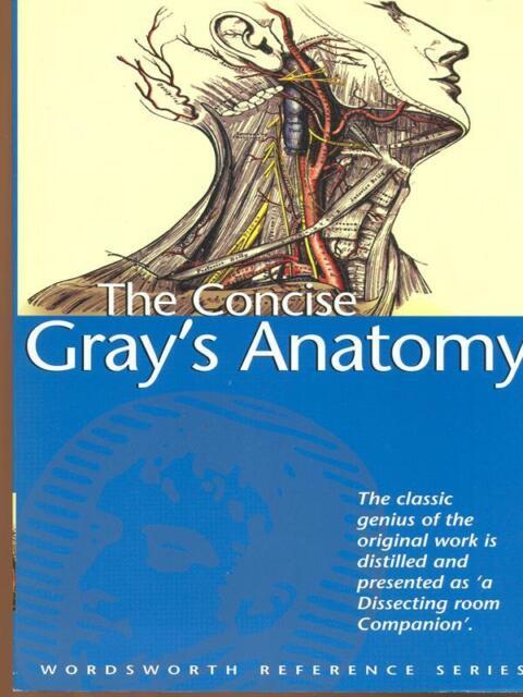 The Prägnante GRAY'S Anatomy C.H.Leonard Wordsworth 1997