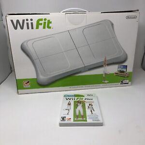 Nintendo Wii Fit Balance Board Brand New Sealed Bundle