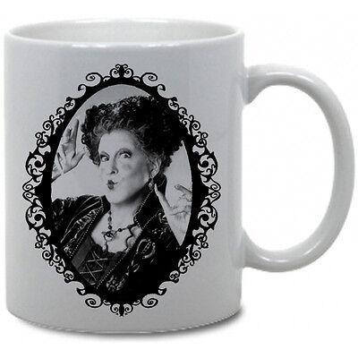 WINNIE SANDERSON COFFEE MUG! hocus pocus witches sanderson sisters halloween