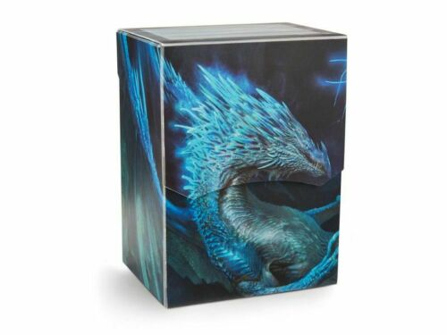 Night Blue #31642 ART Dragon Shield Deck Shell Botan