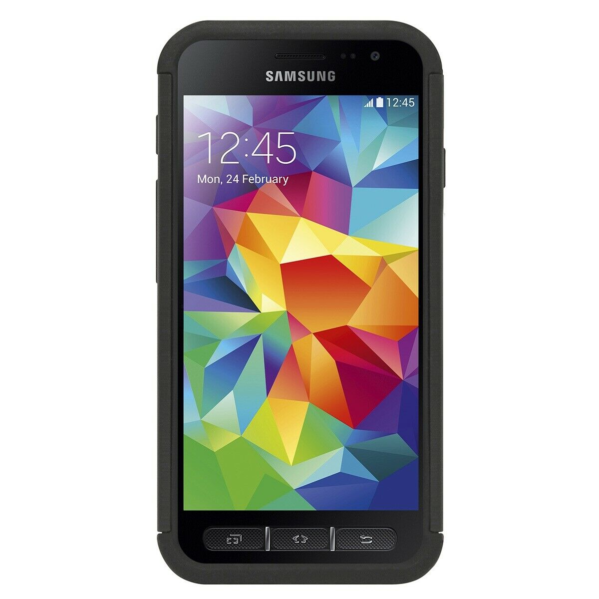 Mobilis Bumper RUGGED Case for Galaxy Xcover 4s/4 - Soft Bag