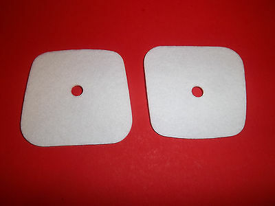 NEW AIR FILTER FITS ECHO TILLERS BLOWERS  TRIMMERS 13031004560 1840E  RT 2 PACK