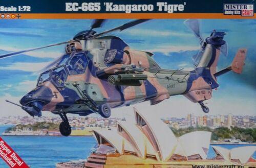MISTERCRAFT® D-61 EC-665 Kangaroo Tigre in 1:72