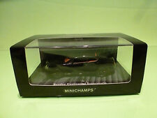 MINICHAMPS   1:43 - BENTLEY CONTINENTAL SUPERSPORTS   - MINT CONDITION IN BOX