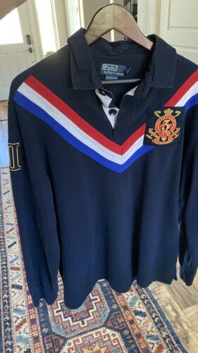 Ralph Lauren Snow Polo Sweatshirt XXL