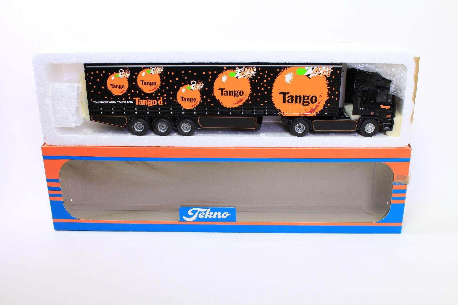 TEKNO Camion-The #67 - Tango Camion-The TEKNO British Collection-Bon état/Bon état 123bc3