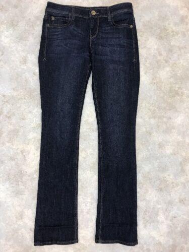 Jeans femmes pour fonc bleu Dkny rUqZ8nU6w