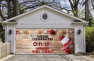 image is loading christmas decorations garage door covers door banners for