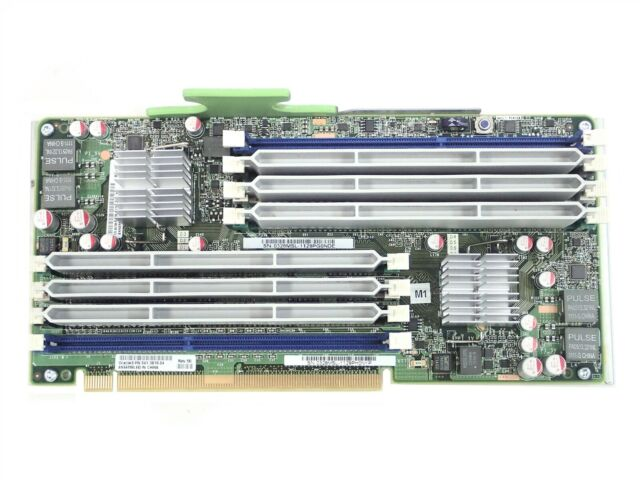 Sun Oracle ZFS 7420 X4470 M2 Memory RAM Riser 541-3819-04 X2350A 511-1241-11