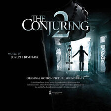 The  Conjuring 2 [Original Soundtrack] by Joseph Bishara (CD, Jun-2016, WaterTower Music)