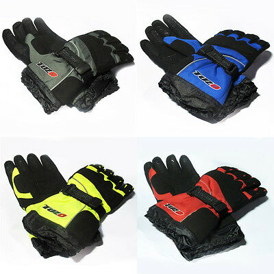 Tuzo 901 Collection Motorcycle Motorbike Warm Winter Waterproof Thermal Glove