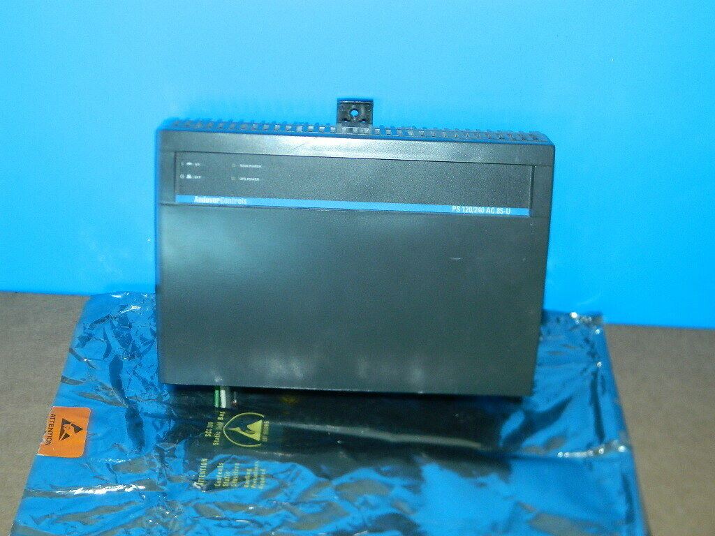 USED Andover Controls PS120//240-AC85U Continuum Power Supply Module
