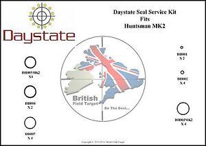 Full-Premium-Seal-Service-kit-Fits-Daystate-Huntsman-Mk2-New