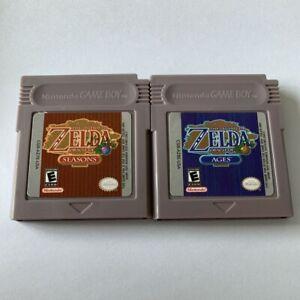 Zelda-Oracle-of-Seasons-Ages-Link-Awakening-DX-Nintendo-Gameboy-GBC-a-F01