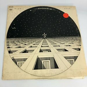 Blue-Oyster-Cult-Oyster-1972-Vinyl-LP-Album-Columbia-Records-C-31063