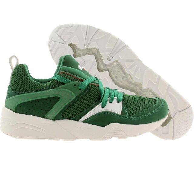 puma trinomic vert