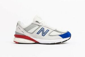 New-Balance-990-Made-In-USA-Red-White-Blue-July-4th-America-Rare-Men-M990NB5