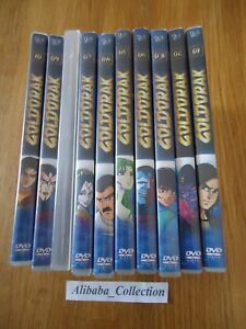 Lote-10-DVD-Mazinger-Z-Episodios-1-a-52