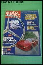 AMS Auto Motor Sport 1/87 Ferrari GTO Evo DB 190 E  Audi 80 Quattro BMW 325 ix