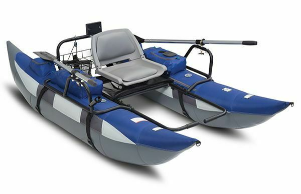 Classic Accessories 9 Ft Inflatable Pontoon Boat Free Shipping