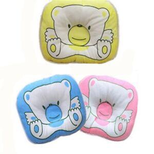 Baby Newborn Infant Bear Pillow Support Cushion Pad