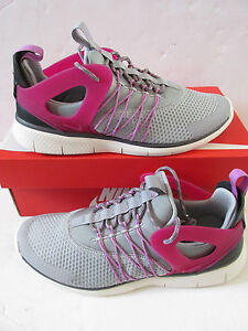 detailed look 1cb4d bc666 Details about nike free viritous womens running trainers 725060 002  sneakers shoes