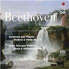 Ludwig van Beethoven - : Serenata Op. 25; Gran Trio Op. 3 (2016)