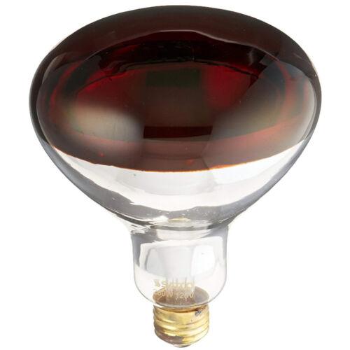 Westinghouse 03917 250W R40 Incandescent Infrared Heat Lamp Splatter Resistant