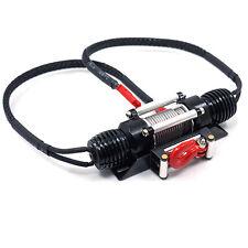 Yeah Racing 1/10 RC Rock Crawler Dual Motor HD Metal Steel Wired Winch YA-0511BK
