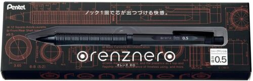 Pentel Orenznero PP3005-A 0.5mm Automatic Drafting Mechanical Pencil NEW PRODUCT