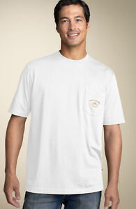 TOMMY-BAHAMA-Mens-T-Shirt-BALI-HIGH-TIDE-POCKET-Relax-WHITE-Embroidered-M-XL-48