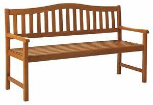 Argos Home Henrietta Wooden 3 Seater Garden Bench Ebay