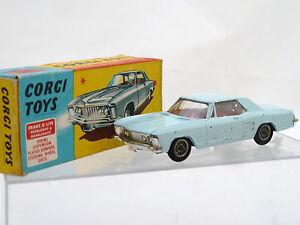 Corgi 245 Buick Riviera Empty Repro Box