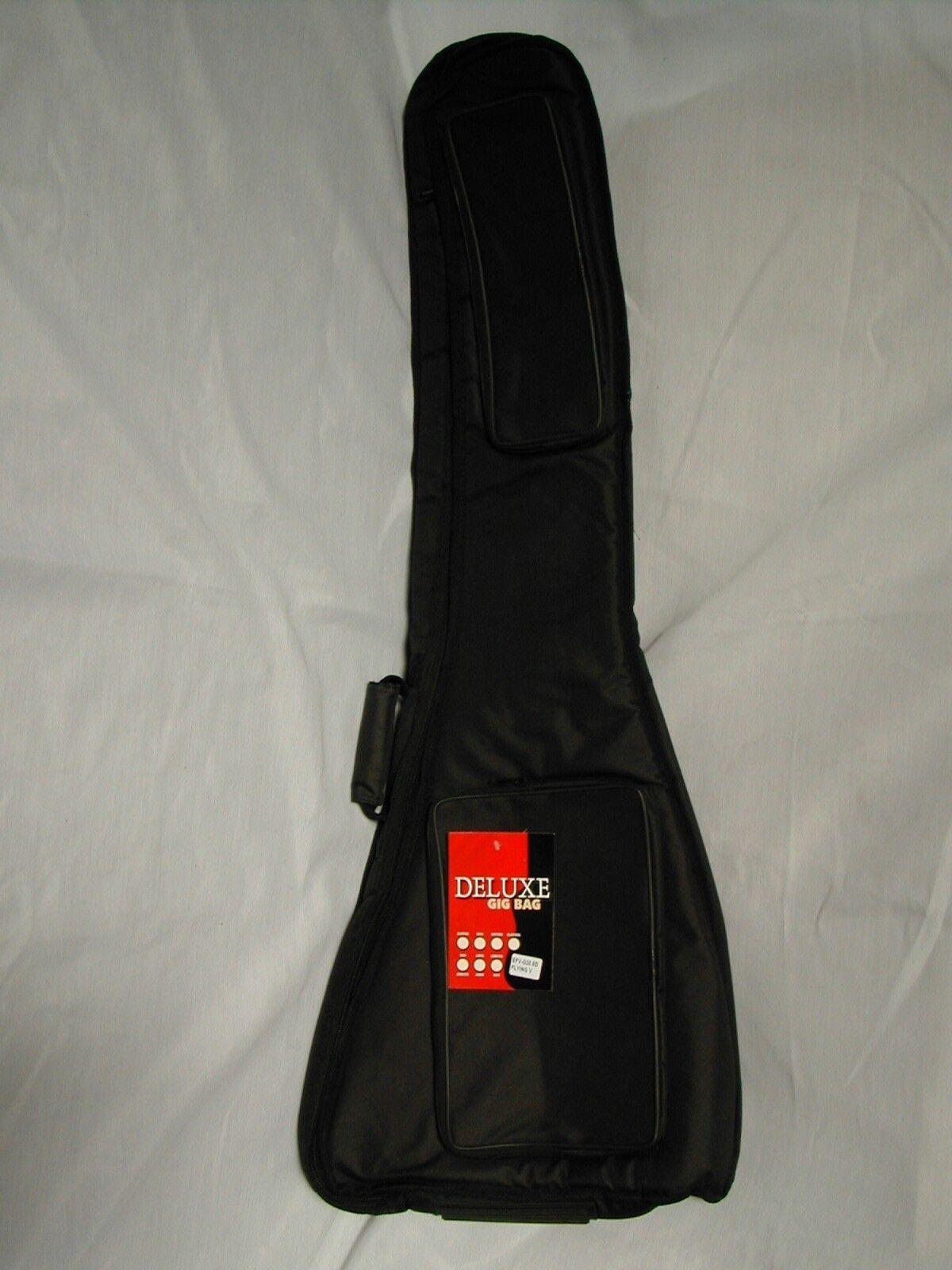 Flying V Electric Guitar 20mm Soft Case Gig Bag  FV-G20
