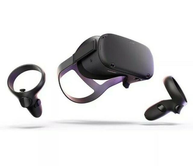 Oculus Quest VR Virtual Reality All-in-one VR Gaming Headset 128GB Sealed