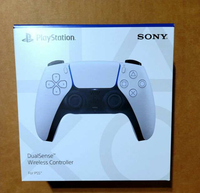Sony DualSense Wireless Controller for PlayStation 5 (BRAND NEW/FACTORY SEALED!)