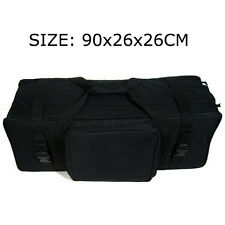 SB90 90CM Cámara Video Trípode Estuche de alta calidad de la bolsa de transporte de proteger Acolchado
