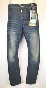 H12) Marken Designer TIMEZONE Herren Jeans OSKAR TZ Gr. W32 L34 Neu 89,95€