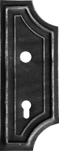 Château plaques Château Panneau panneaux avec trous FORGE FER 031 clôture