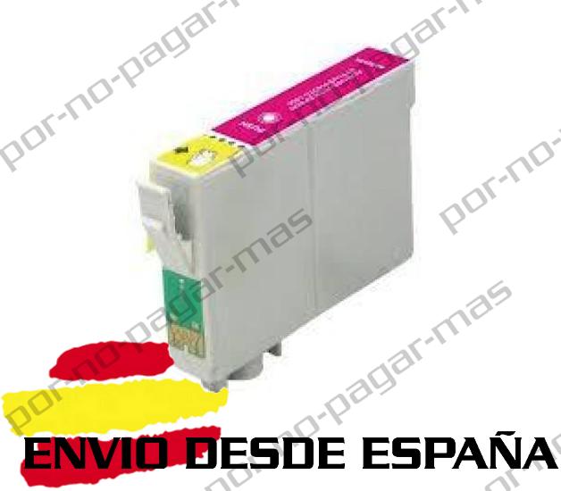 1 CARTUCHO DE TINTA MAGENTA T0713 COMPATIBLE NonOEM EPSON STYLUS DX7400 DX7450