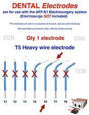 Bonart 1 T5 Dental Electrode Use With The Art E1 Electrosurgery System