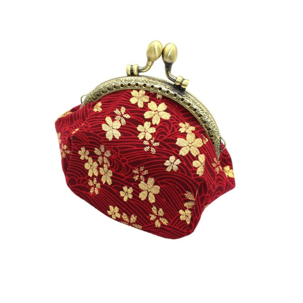 1Pc Bag Stylish Storage Bag Change Purse Coin Purse Wallet for Woman Girl Female