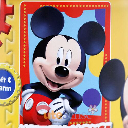 "Disney Mickey Mouse Plush Microfiber Throw Blanket Twin Frame Dots 46/""x60/"""