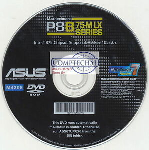 New Driver: Asus P8B75-M LX PC Diagnostics